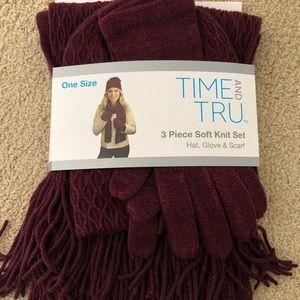 3 Piece Knit Set